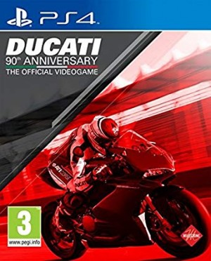 Cover Ducati - 90th Anniversary The Official Videogame