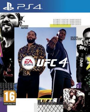 Cover EA SPORTS UFC 4
