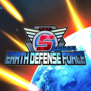 Cover Earth Defense Force 5
