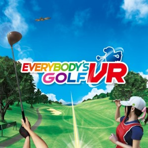 Cover Everybody's Golf VR (PS4)