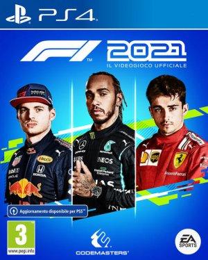 Cover F1 2021