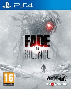 Cover Fade to Silence