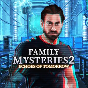 Cover Family Mysteries 2: Echoes of Tomorrow