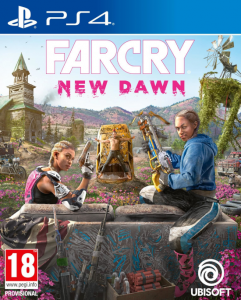 Cover Far Cry New Dawn (PS4)