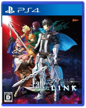 Cover Fate/Extella Link (PS4)