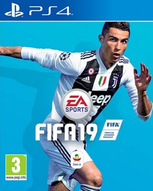 Cover FIFA 19 (PS4)