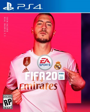 Cover FIFA 20 (PS4)