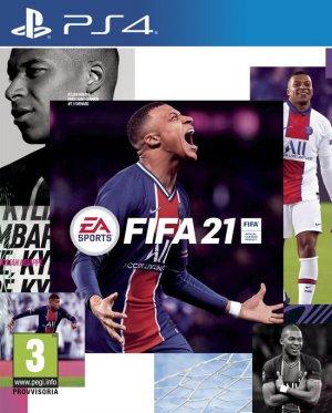 Cover FIFA 21