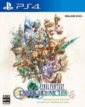 Cover Final Fantasy Crystal Chronicles: Remastered Edition (PS4)