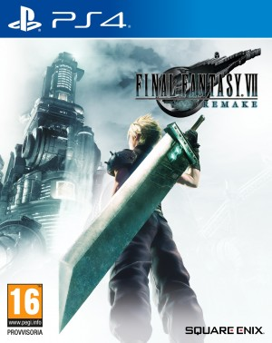 Cover Final Fantasy VII Remake (PS4)