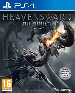 Cover Final Fantasy XIV: Heavensward