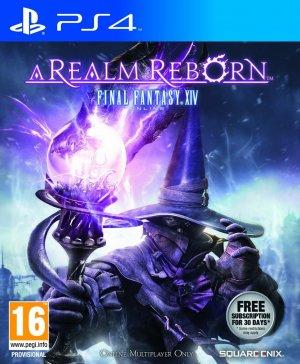 Cover Final Fantasy XIV Online: A Realm Reborn