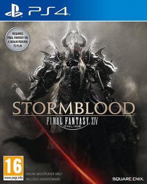 Cover Final Fantasy XIV: Stormblood