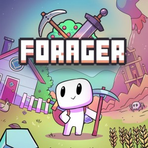 Cover Forager (PS4)