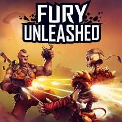Cover Fury Unleashed (PS4)