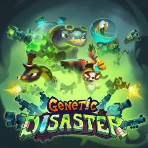 Cover Genetic Disaster
