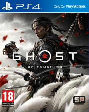 Cover Ghost of Tsushima