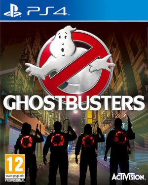 Cover Ghostbusters (2016)