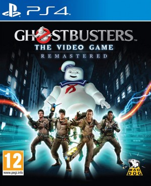 Cover Ghostbusters: The Video Game Remastered (PS4)