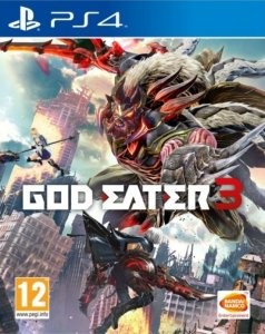Cover God Eater 3 (PS4)