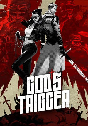 Cover God's Trigger (PS4)