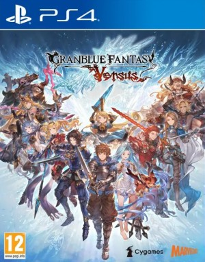 Cover Granblue Fantasy Versus (PS4)
