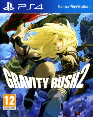 Cover Gravity Rush 2 (PS4)