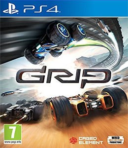 Cover GRIP: Combat Racing