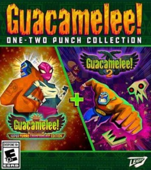 Cover Guacamelee! One-Two Punch Collection