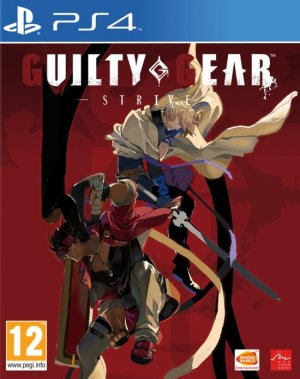 Cover Guilty Gear -Strive-