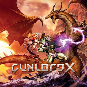 Cover GunLord X