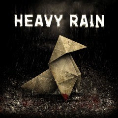 Cover Heavy Rain (PS4)