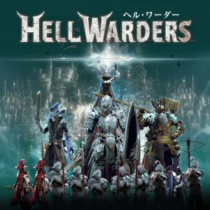 Cover Hell Warders