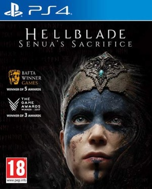 Cover Hellblade: Senua's Sacrifice (PS4)