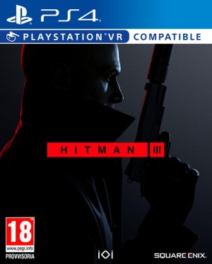 Cover Hitman 3 (PS4)