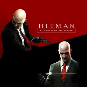 Cover Hitman HD Enhanced Collection (PS4)