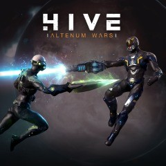 Cover HIVE: Altenum Wars