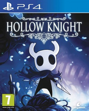 Cover Hollow Knight (PS4)