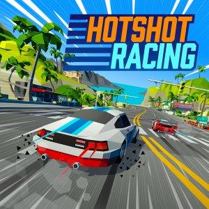 Cover Hotshot Racing (PS4)