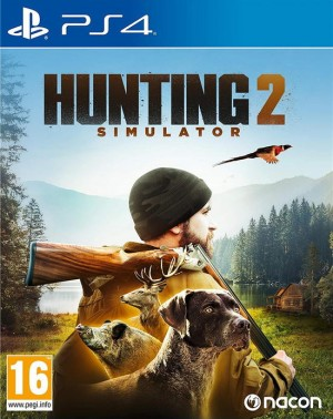 Cover Hunting Simulator 2 (PS4)