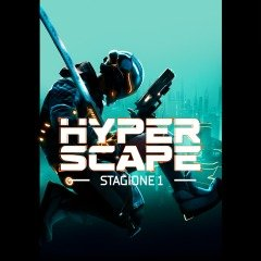 Cover Hyper Scape (PS4)