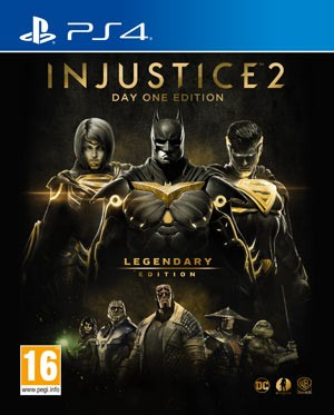 Cover Injustice 2: Legendary Edition