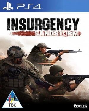 Cover Insurgency: Sandstorm (PS4)
