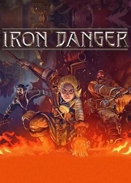 Cover Iron Danger