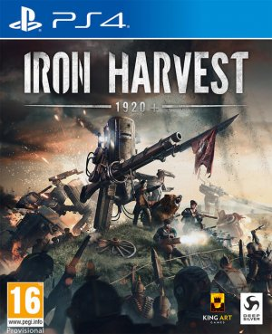 Cover Iron Harvest