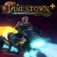 Cover Jamestown+ (PS4)