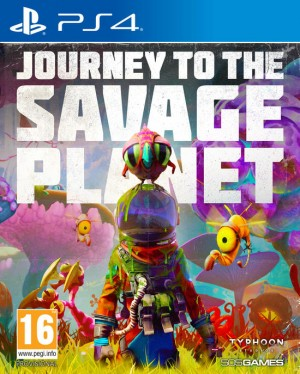 Cover Journey to the Savage Planet (PS4)