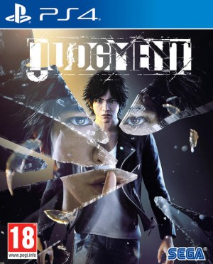 Cover Judgment (PS4)