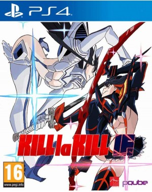 Cover Kill la Kill The Game: IF