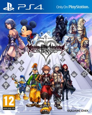 Cover Kingdom Hearts HD 2.8 Final Chapter Prologue